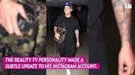 Summer Body! Rob Kardashian Poses Shirtless in Sunny New Selfie