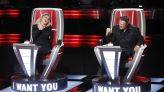 Blake Shelton jokingly advises Kelly Clarkson to quit 'The Voice'