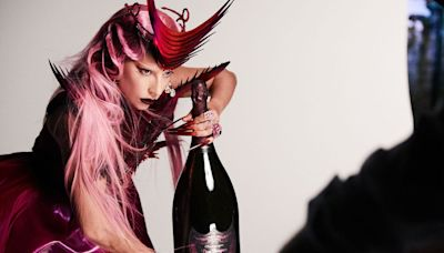 Lady Gaga Has Outdone Herself with This Dom Pérignon Collab