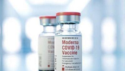 莫德納來了!開放75歲以上接種第二劑