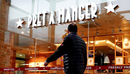 Pret to hire 3,000 new staff as city workers return