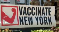 Facing termination, more NY health care workers get vaccine
