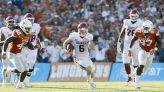 Baker Mayfield chimes in on 'Horns Down' gesture, social media reacts