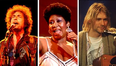 'Rolling Stone' Revised Their '500 Greatest Songs' List & This Icon Just Took the #1 Spot