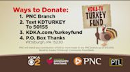 Kicking Off The 40th Year Of The KDKA-TV Turkey Fund