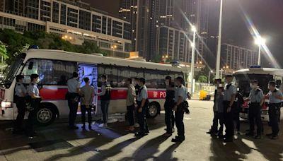 【打擊罪行】長沙灣反黑工拘20人 涉非法入境及逾期居留等罪行 - 香港經濟日報 - TOPick - 新聞 - 社會