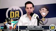 The Dolphins should call the Falcons every day about Julio Jones I D.A. on CBS