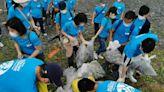 禮藍動保「全球使命日」赴蘇澳無尾港淨灘 還給動物一片淨土 - 工商時報
