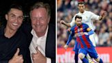 Ronaldo names Messi as best player he's ever faced leaving Piers Morgan stunned