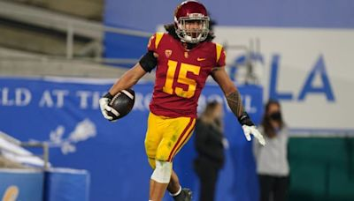 USC safety Talanoa Hufanga drafted by the San Francisco 49ers