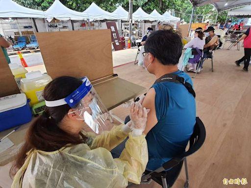 竹市補教業者7/28施打疫苗 未接種者提供免費快篩服務