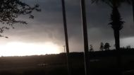 Tornado Reported in Southern Georgia Amid Afternoon Thunderstorms