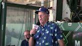 See Bill Murray Serenade Chicago Cubs Fans at Full-Capacity Wrigley Field