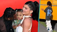 Travis Scott Surprises Stormi With School Bus To Herself Amid Kylie Jenner Pregnancy Reports