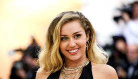Miley Cyrus sings 'The Climb' during virtual graduation
