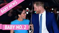 Pregnant Meghan Markle Is 'Feeling Great' While Awaiting 2nd Child's Birth