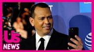 Alex Rodriguez Snaps Pic With the Porsche He Once Gifted Jennifer Lopez