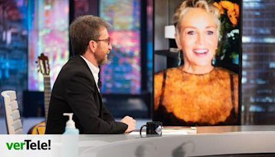 "Sharon Stone, sobre ser la ""descubridora"" de Leonardo DiCaprio: ""Le pagué el sueldo de mi bolsillo"""