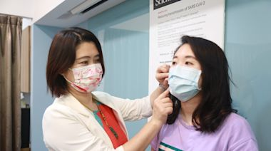 氣膠是新冠肺炎主要傳染途徑 學者籲口罩戴好、戴滿