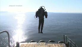 Jetpack Mystery Man Shocks Pilots Near LAX