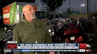 23ABC Bakersfield Baby Shower receives donation from Bakersfield Harley Davidson