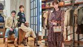 女神林予晞優雅展演Polo Ralph Lauren 2021 秋季系列,打造波士頓貴族學院風