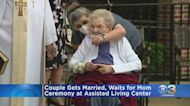 Couple Moves Wedding To Assisted Living Facility So Bride's Mother Can Attend