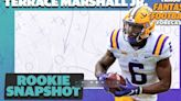 Why Terrace Marshall Jr is the 'classic' receiver for the NFL