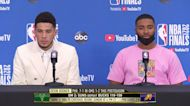 Devin Booker: 'We're prepared for this moment'