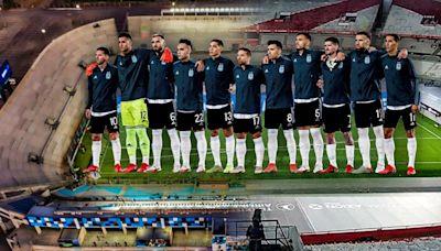 Las sedes de la Selección: dos partidos en River y el clásico en San Juan