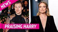 Summer Heat! Harry Styles and Olivia Wilde Pack on PDA on Italian Getaway