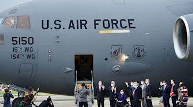 謝田:美軍機抵台是精心計算過的謀略