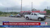 Police: Shooting victim walks into Oklahoma City store for help