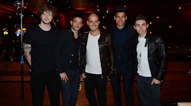The Wanted's Max George opens up about bandmate Tom Parker's terminal brain cancer