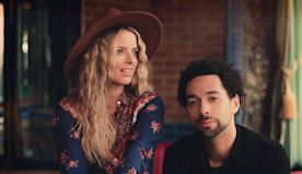Top-Selling British Country Duo'The Shires' Release New Album Recorded In Nashville
