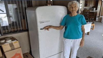 西屋電氣冰箱使用71年仍在運行,以質量見證愛情