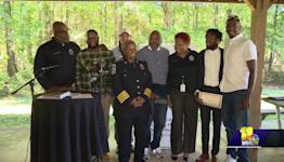 Newly created re-entry program graduates 5 members