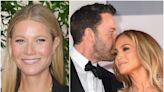 Gwyneth Paltrow Commented on Ex Ben Affleck and Jennifer Lopez's Red-Carpet Debut