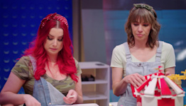 Lego Masters: Will Checks In On Michelle And Natalie