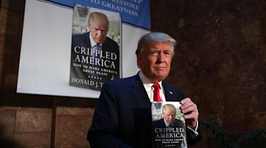 Hundreds in publishing sign letter objecting to book deals for the Trump administration