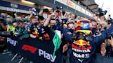 After Verstappen's Late Puncture, Sergio Perez Wins in Azerbaijan