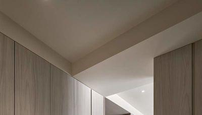 現代語彙×海量收納 成就三代同堂的理想生活│35坪│4房、2廳、2衛