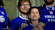 Ed Sheeran and wife Cherry Seaborn welcome baby girl