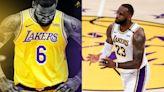 NBA|湖人宣佈占士來季重披6號球衣 主力AD繼續着3號 | 蘋果日報