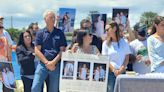 'We don't build on dead people.' Families demand monument for Surfside collapse victims.
