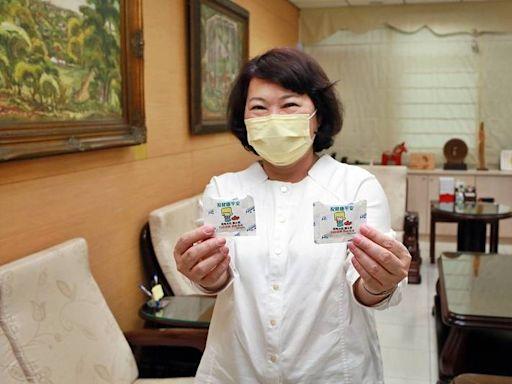 嘉義市校園BNT疫苗24日開打 市府贈送學生「小冰寶」