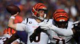 NFL Week 7: Joe Burrow leads Bengals past Ravens; Titans defeat Chiefs