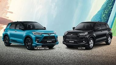 兩兄弟紅到跨出日本,Toyota Raize、Daihatsu Rocky 印尼開賣 - 自由電子報汽車頻道