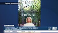 Cindy McCain releases new book, opening up about life with late Senator John McCain