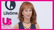 Kathy Griffin Shares 'New Stand-Up' After Lung Cancer Surgery